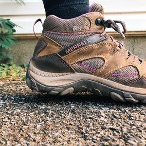 Merrell hiking boots